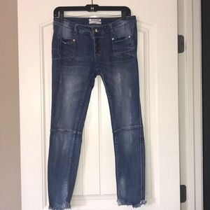 One Teaspoon Super Dupers Size 28